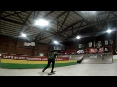 Skirtboarders - Rainy Days - Quebec Skate Camp