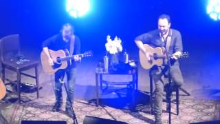 "DAVE MATTHEWS & TIM REYNOLDS OAKLAND N2 - ""DIGGING A DITCH"""