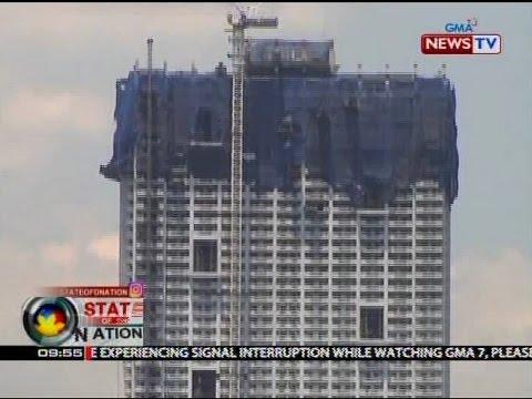 SONA: NCAA, dismayado sa pagpayag ng Korte Suprema na ipagpatuloy ang pagtatayo ng Torre de Manila