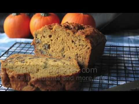 Pumpkin Bread Recipe – Pumpkin Coffee Cake
