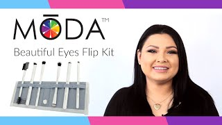 MODA™ Beautiful Eyes Brush Kit