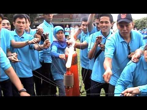 Team Building FPK BRI Martadinata Bandung PART 2 #primaryindonesia