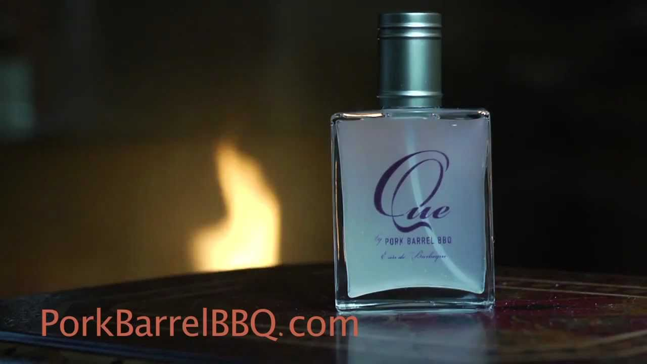 Pork Barrel BBQ Cologne Makes You Stink Like Hog Heaven