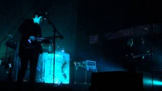 THE XX - SWEPT AWAY & SHELTER - LIVE PARIS @ LE 104 - 18/12/2012 HD
