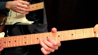 Guitar Bends - Beginner Guitar Lesson