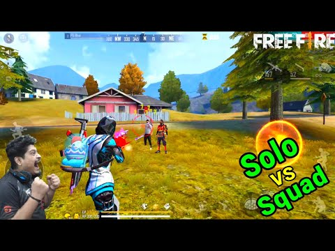 It's Happening 😍 Only In Free Fire - Best Funny Moments   Solo Vs Squad - PG Gaming FF ,Tonde Gamer