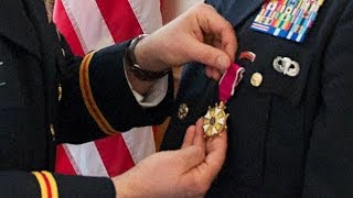 Legion of Merit Ceremony: Saving Cultural Infrastructure (Part 6 of 6)
