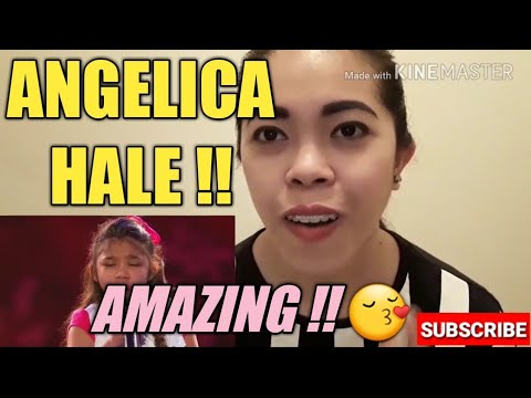 ANGELICA HALE Girl On Fire | Gets The Guest GOLDEN BUZZER! REACTION