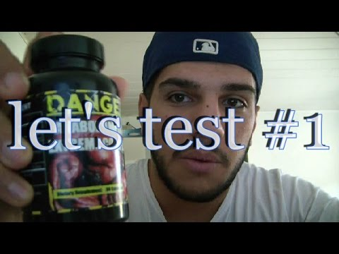 """let's test"" #1 - Danger Ampixx Booster"