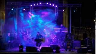 LUCA TILOCCA CANTA DE ANDRE JAMIN-A BAND 2013  JAMIN-A  CONCERTO  LIVE