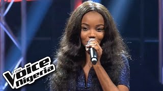 Grace Mac sings 'African Queen' / Blind Auditions / The Voice Nigeria 2016
