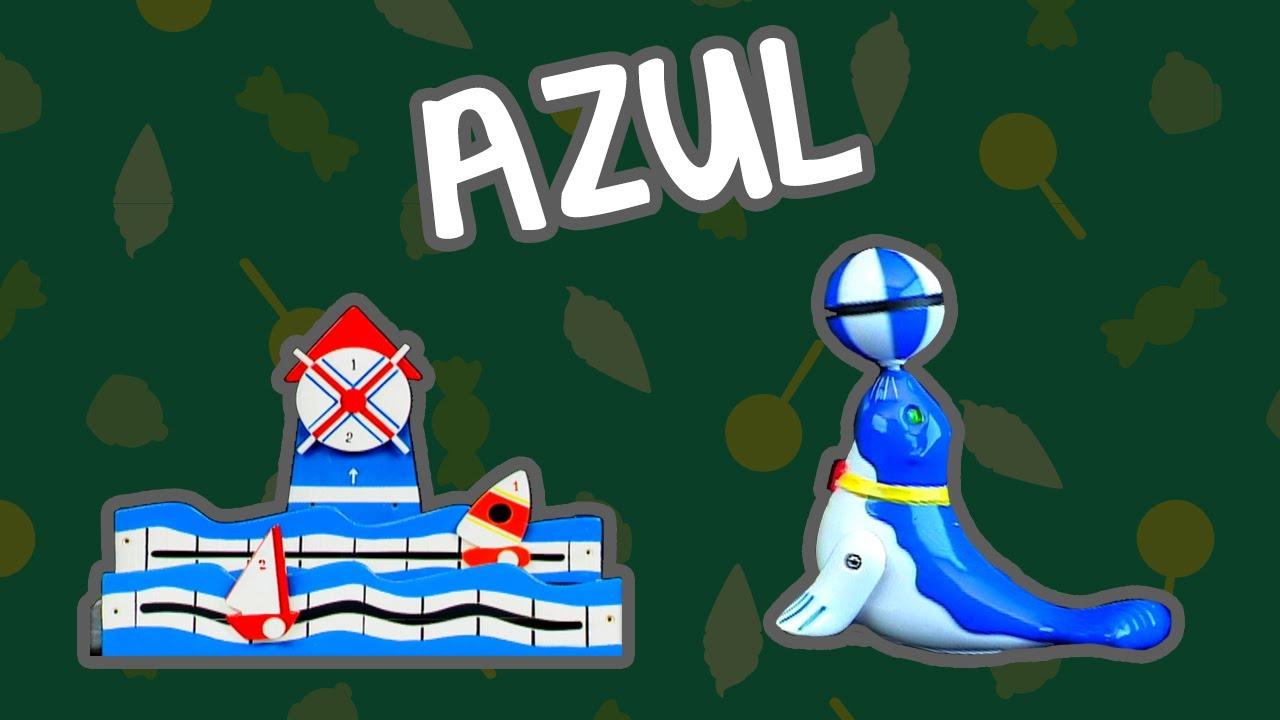 AZUL | BEBÊ MAIS CORES