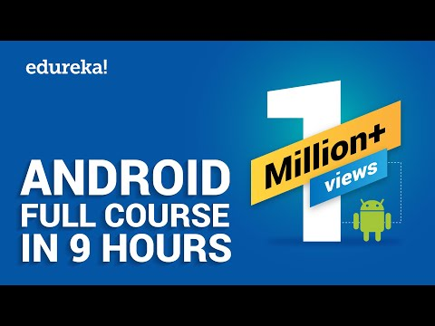 Android Full Course - Learn Android in 9 Hours | Android ... - YouTube