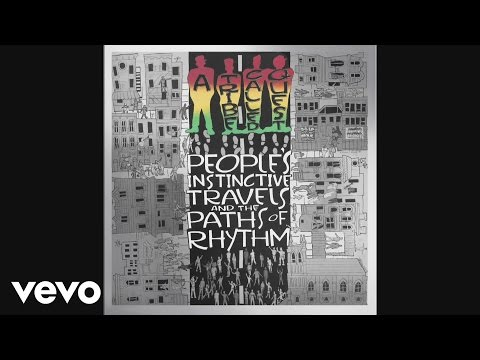 A Tribe Called Quest - Bonita Applebum (Pharrell Williams Remix) (Digital Video)