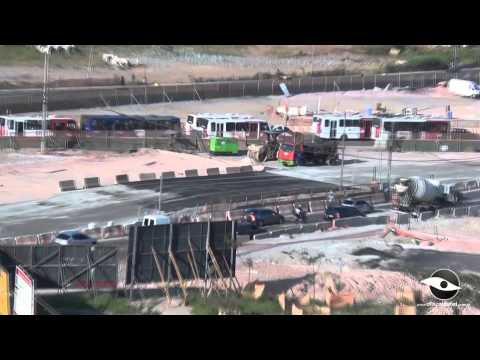 07/02/2014 - Entorno - Estacionamento Fifa - Parte 1