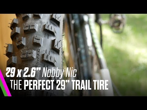 29 x 2.6 Schwalbe Nobby Nic REVIEW | THE PERFECT 29″ TRAIL TIRE | Plus goes minus?