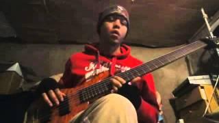Gente de Zona ft Marc Anthony-Traidora-Crazy Boy Bass Cover