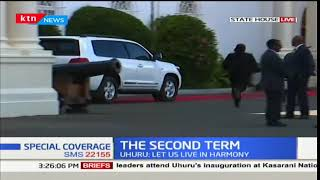 The Second Term: What the running battles mean to Kenyans