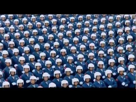 В путь / Unterweg - German version / армейский строевой марш
