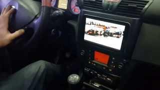 Fiat Stilo Tablet + Pioneer Radio Aktif Direksiyon