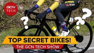 더럽혀진! Canyon, BMC, Cervelo 등의 일급 비밀 새로드 바이크?! | GCN 테크 쇼 Ep. 176