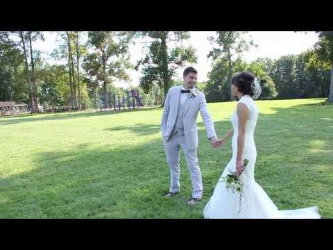 Brianna+Tyler - 9/7/2013 - Wedding Highlights