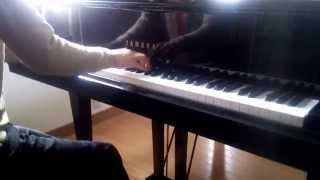 [ピアノで弾いてみた] 海色 / AKINO from bless4
