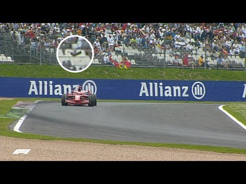 An Exhausting Race For Kimi Raikkonen | 2008 French Grand Prix