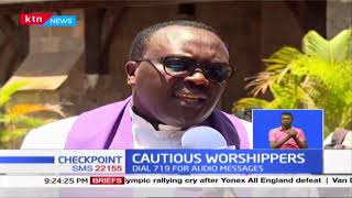 Worshippers adapt to new modes of operations as some people decide to skip church