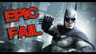 Batman: Origins Bugs & Glitches Angry Rant