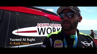 Yazeed Alrajhi in Rally Kazakhstan 2017 - Summary