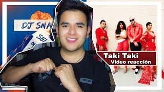 REACCIÓN: Taki Taki - DJ Snake feat Selena Gomez, Ozuna & Cardi B   Alexis Ayala.