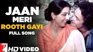 Jaan Meri Rooth Gayi | Full Song HD | Doosara Aadmi