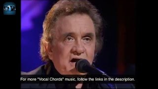 """Folsom Prison Blues"" by Johnny Cash - Cover by The Vocal Chords - solo (sample video)"