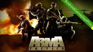Arma Tactics THD Android Gameplay On Nexus 7