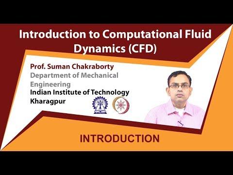 Computational Fluid Dynamics by Prof. Suman Chakraborty