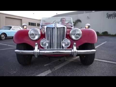 Video of '54 TF - HZJR