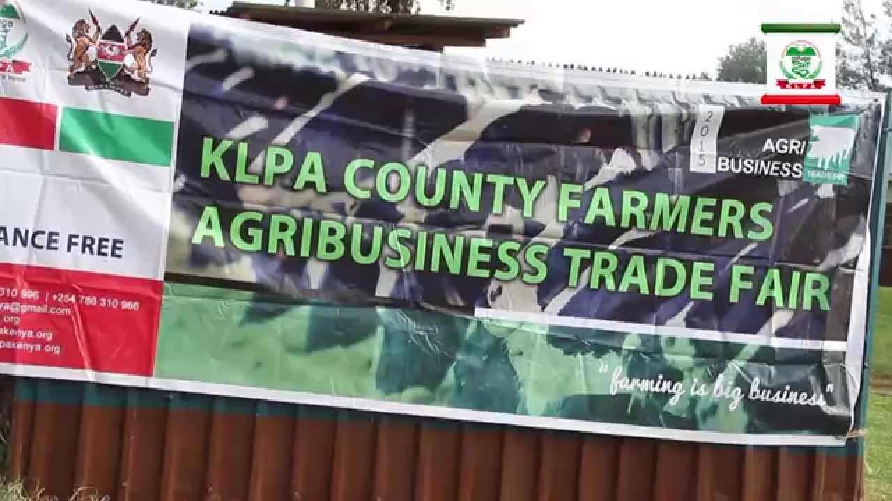 KLPA Meru County Agri-business Trade Fair 2015