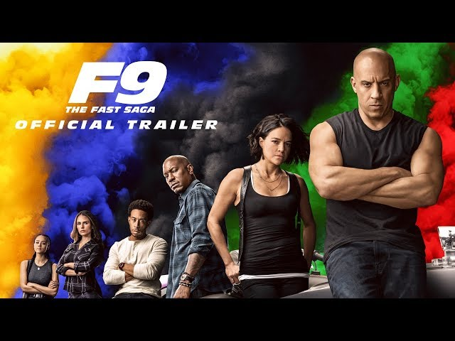 F9 (June 25)  Trailer
