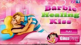 Barbie kiss Games💋-  Games For Kids #1