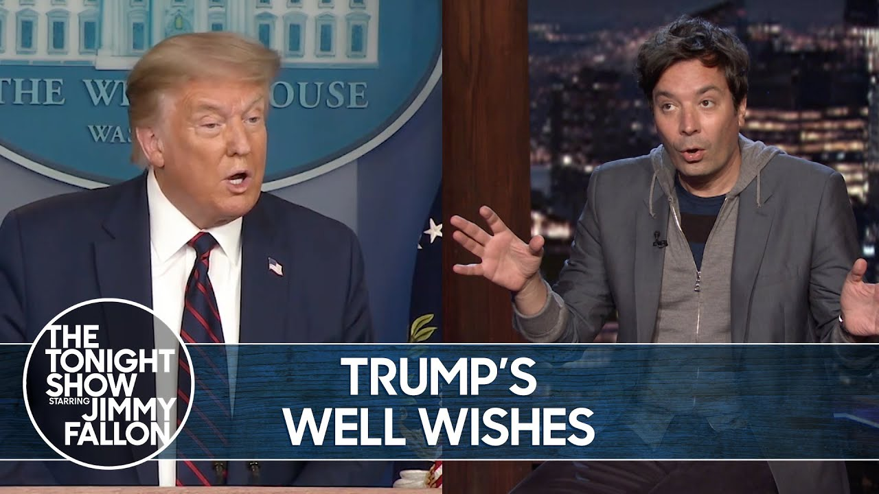 Trump Sends Well-Wishes to Epstein Associate Ghislaine Maxwell | TheTonightShow thumbnail