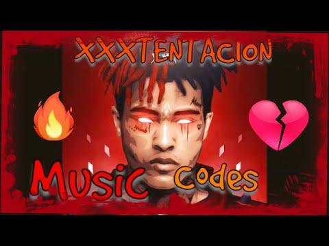 Xxxtentacion Music codes for roblox - смотреть онлайн на Hah