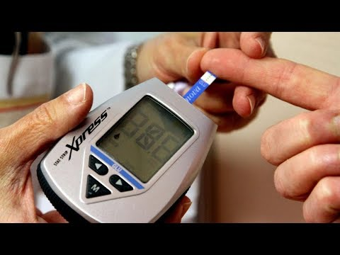 Меню при гестационном сахарном диабете у беременных