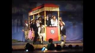 PPBHS Meet Me In St Louis Trolley Song