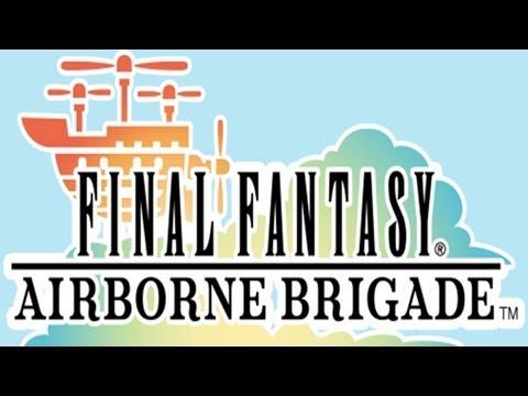 Final Fantasy Airborne Brigade IOS