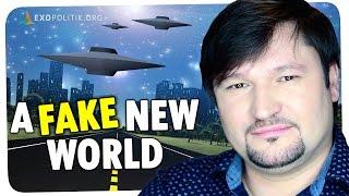 A Fake New World – Wie die CIA UFO Berichte beeinflusst – Robert Fleischer