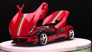 Bburago Signature Ferrari Monza SP1