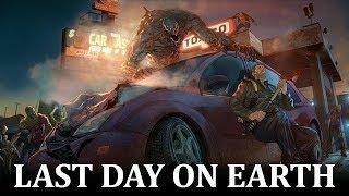 LAST DAY ON EARTH - iOS GAMEPLAY (iPhone/iPad)