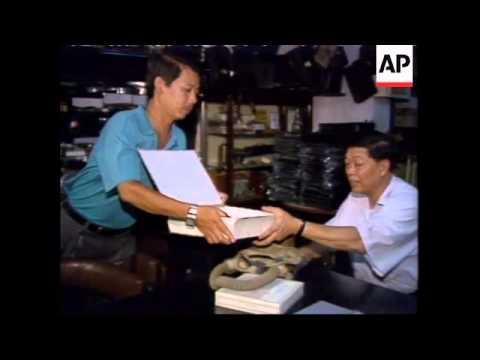 Video Vietnam - War Souvenirs Are Big Business In Vietna