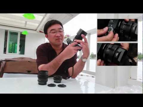 Fujifilm X Pro1 Full Review (Thai) 4/4